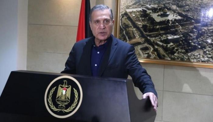 أبوردينة يطالب المجتمع الدولي بالتدخل الفوري لوقف التصعيد الإسرائيلي على غزة