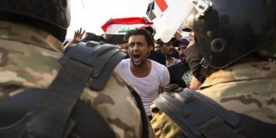 """القوات العراقية تعترف بـ""""استخدام مفرط"""" للقوة ضد متظاهرين في مدينة الصدر"""