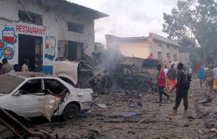 10 قتلى بانفجار سيارة ملغومة جنوب الصومال