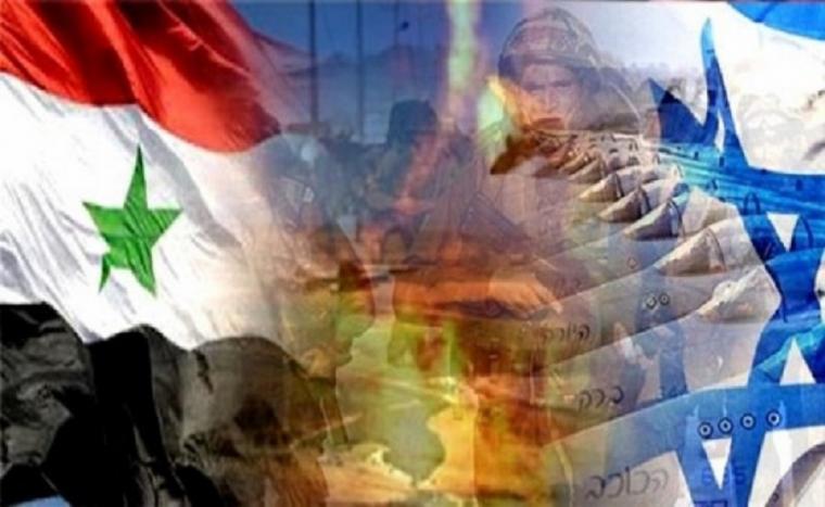 5 سنوات من الهجمات الإسرائيلية على سوريا