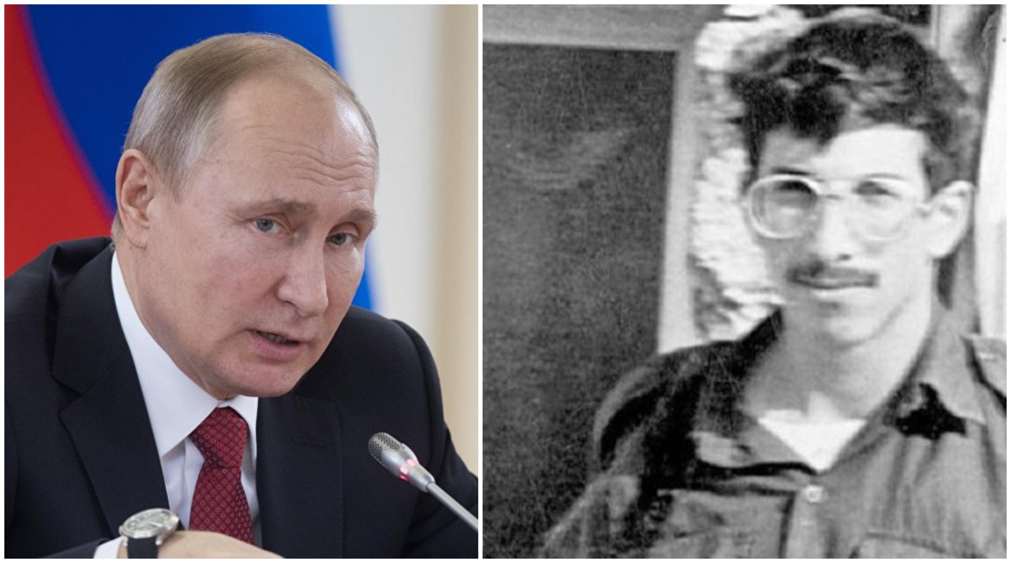 بوتين يكشف كيفية العثور على رفات الجندي الإسرائيلي...ونتن ياهو يشكره