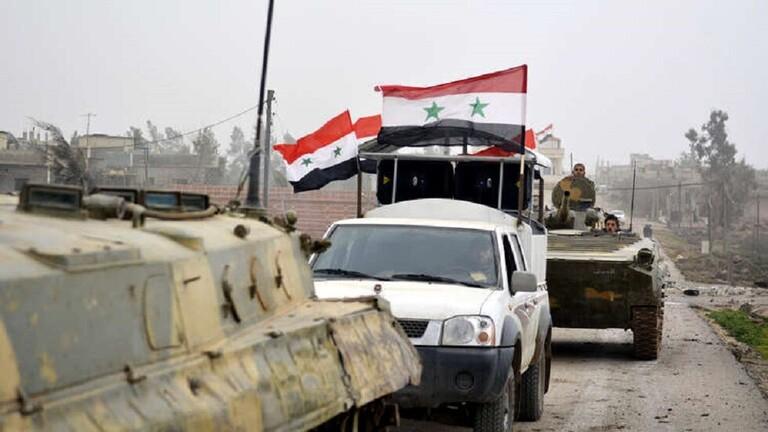 وحدات من الجيش السوري تدخل عددا كبيرا من القرى والبلدات في ريف الرقة