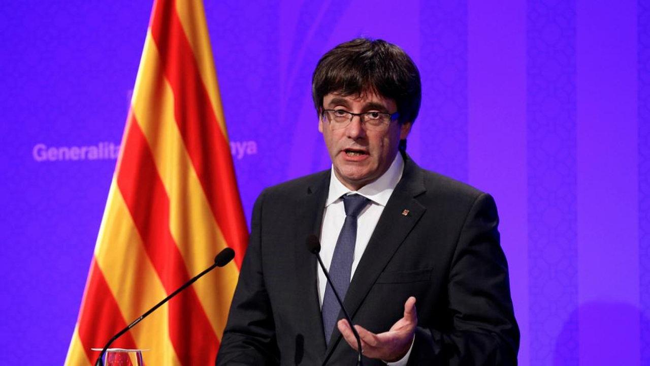 """بلجيكا تفرج عن زعيم كتالونيا الهارب""""بوجديمونت """" .. وترفض ترحيله لإسبانيا"""