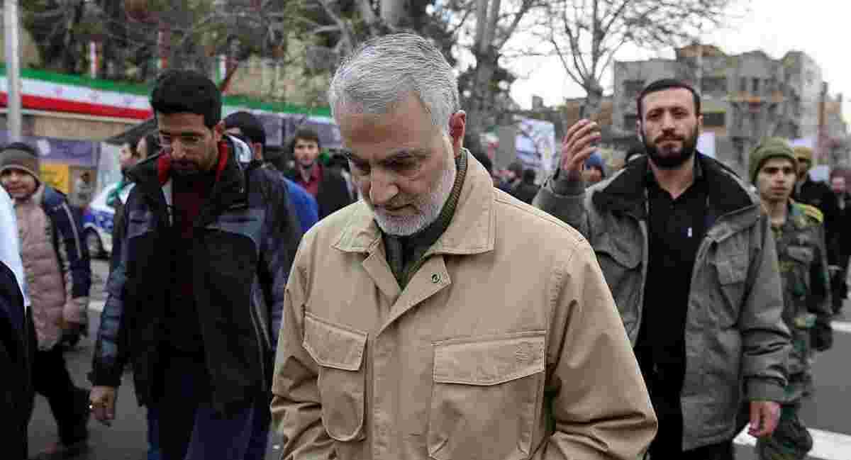 سليماني في بغداد لإنقاذ نفوذ إيران