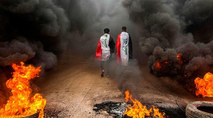 عمليات اختطاف وإصابات وقصف صاروخي وسط إضراب عام