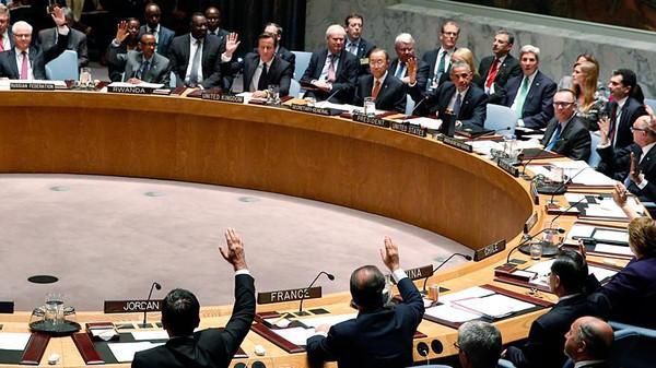 واشنطن تدعو إلى عدم التصويت لصالح قرار بشأن غزة