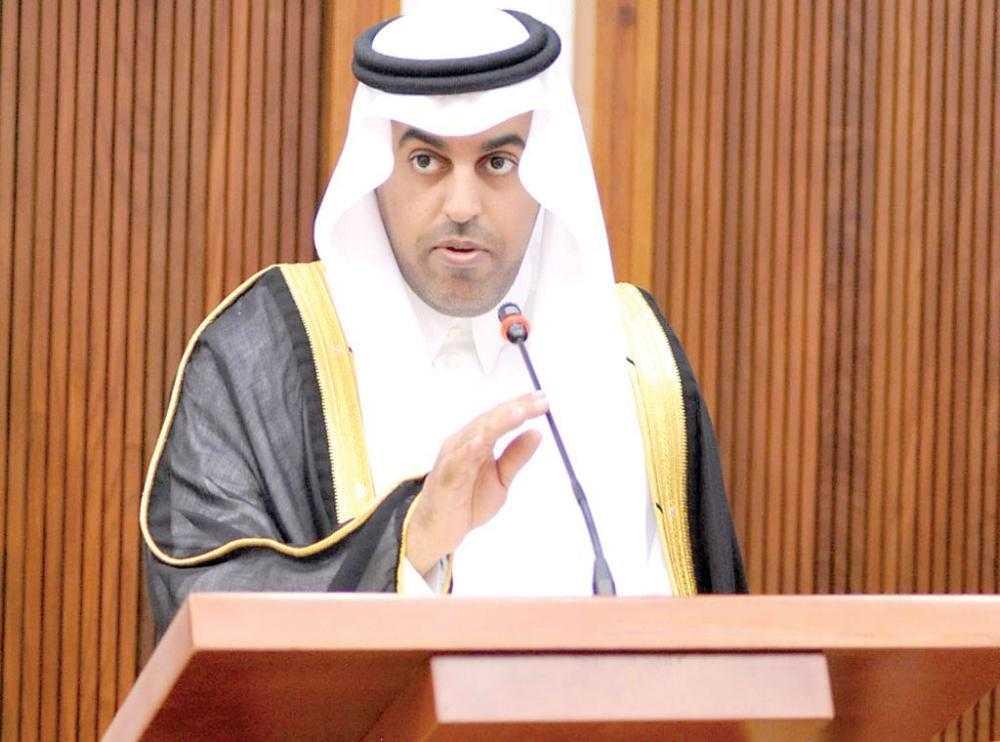 رئيس البرلمان العربي يطلب 3 دول مراجعة قرار نقل سفاراتها لـ«القدس»