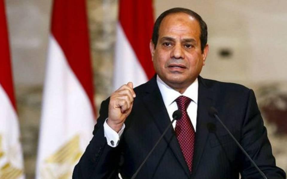 """السيسي للمصريين: """"جبنا غول"""" بصفقة الغاز مع إسرائيل"""