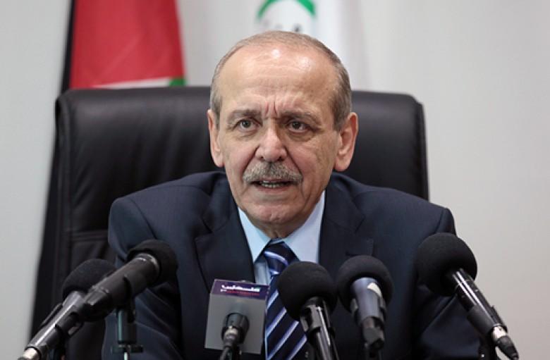 """عبد ربه: """"لا أفق لعملية السلام طالما لم يتغير الموقف الأميركي من قضية القدس"""""""