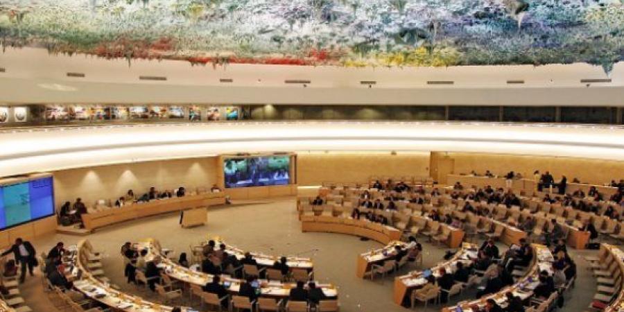 مجلس حقوق الإنسان يشيد بمنتدى شباب العالم الذي تنظمه مصر