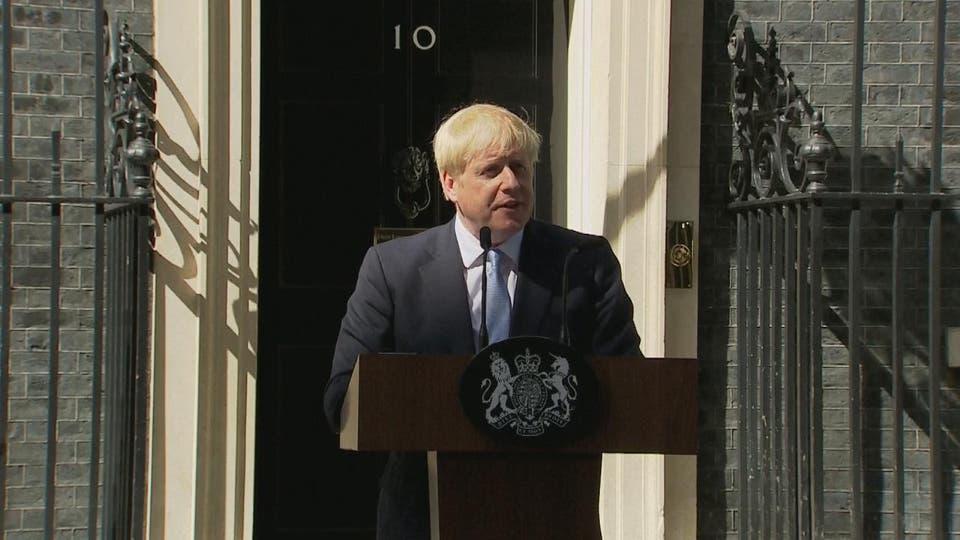 """الحكومة البريطانية: يجب على طهران الكف عن """"زعزعة الاستقرار"""""""