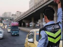 توقيف المتهم السادس بقضية الاعتداء على رقباء السير