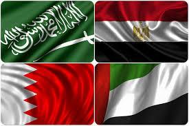 """""""الرباعية العربية"""" توجه هجوما """"غير مسبوق"""" على إيران لدعمها الإرهاب"""