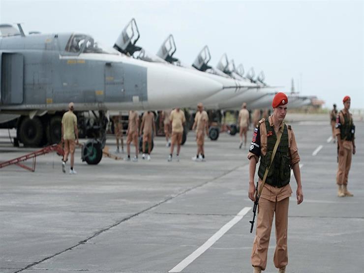 حميميم: القوات الروسية تساند القوات السورية في إدلب