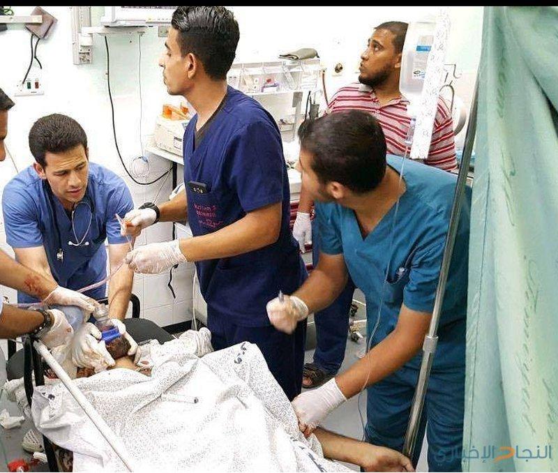 استشهاد شاب وإصابة 3 آخرين بقصف طائرات الاحتلال شرق رفح