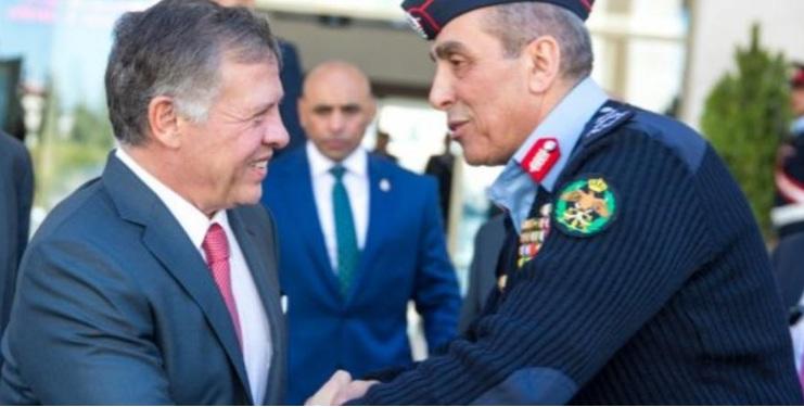 الملك يزور مديرية الأمن العام