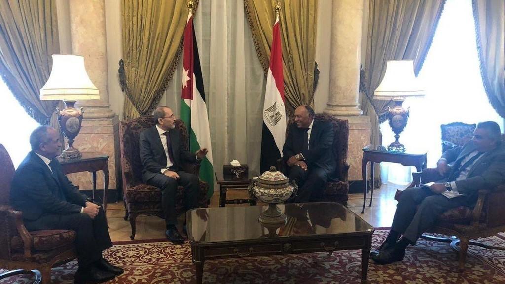 الأردن يشارك في اجتماع لوزراء الخارجية في القاهرة