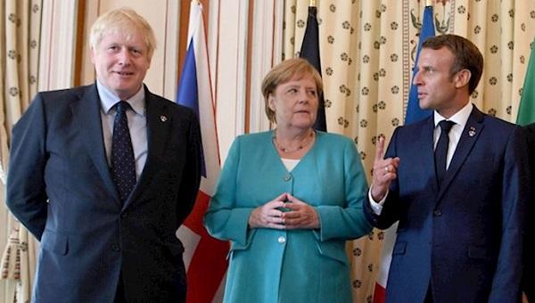 الذهاب الى مجلس الأمن.. فرنسا وبريطانيا وألمانيا تقرر تفعيل آلية بشأن الاتفاق النووي مع إيران