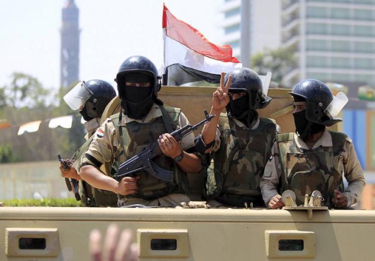 """عملية """"سيناء 2018"""" البيان 6..القوات المسلحة: مقتل 10 إرهابيين وتدمير 79 عبوة ناسفة بسيناء"""