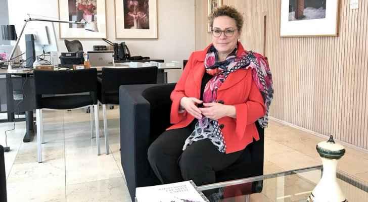 السفيرة الهولندية: زيارة الملك لهولندا مهمة جداً وتؤكد العلاقات الوثيقة
