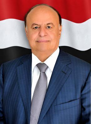 الرئيس اليمني هادي:يطالب الأمم المتحدة بتطبيق الفصل السابع