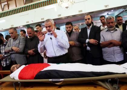 هنية: مصر وعدت بالتحقيق في حادثة قتل الصياد أبو عودة وما حدث مفاجئ