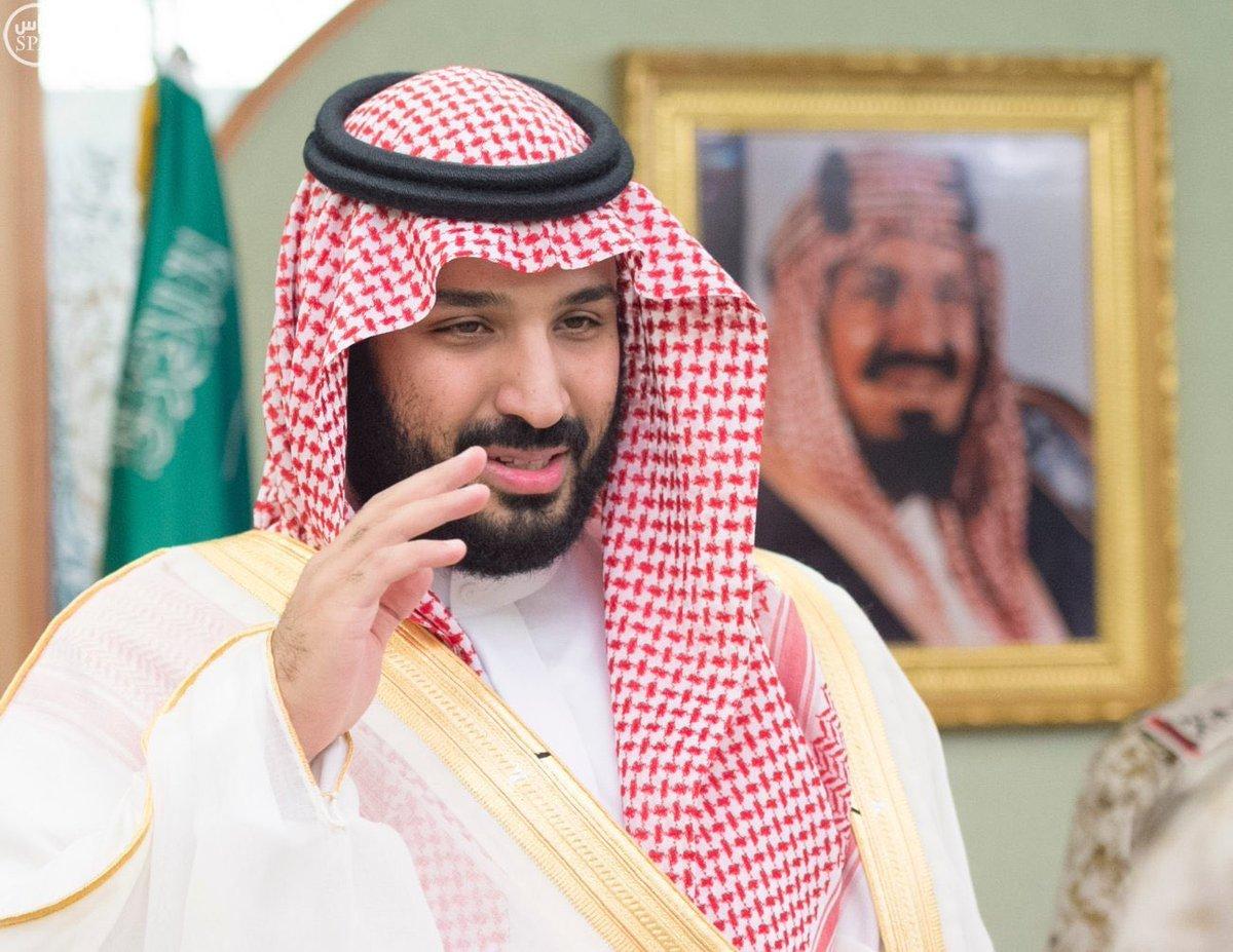 ولي العهد السعودي يزور روسيا للاجتماع ببوتن