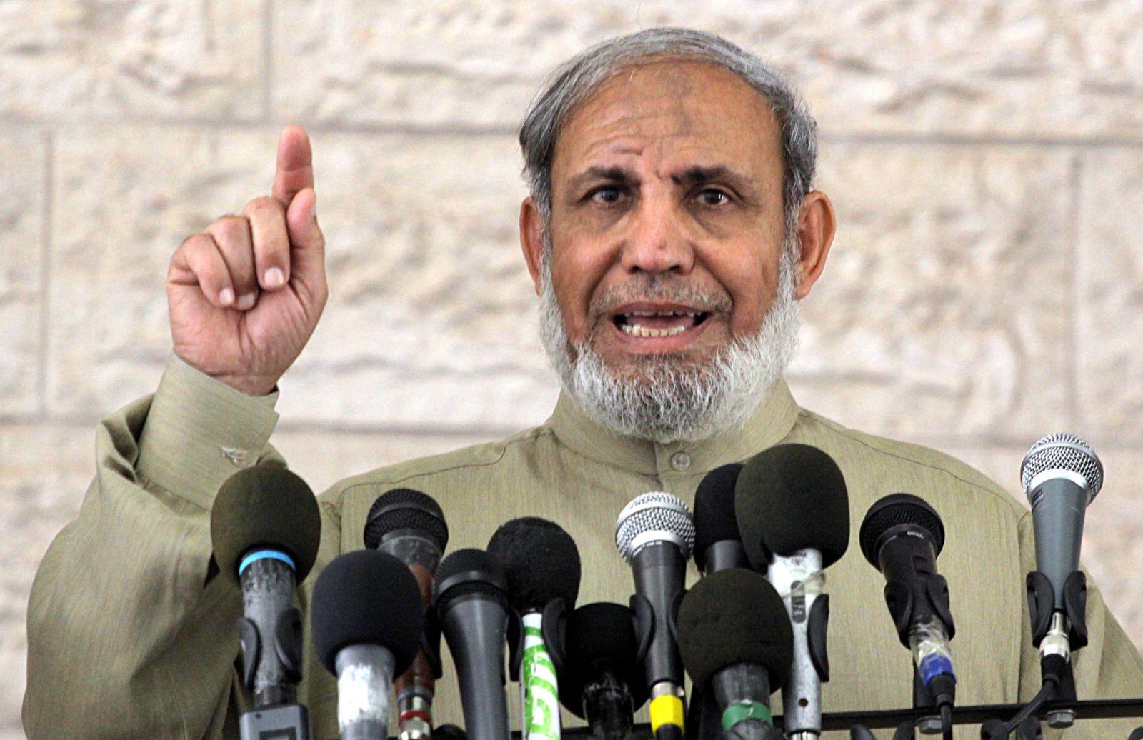 """الزهار: لو """"حماس"""" مسئولة عن تفجير موكب """"الحمدلله"""" لكانت أشلاء أعضاءه وصلت المقاطعة"""