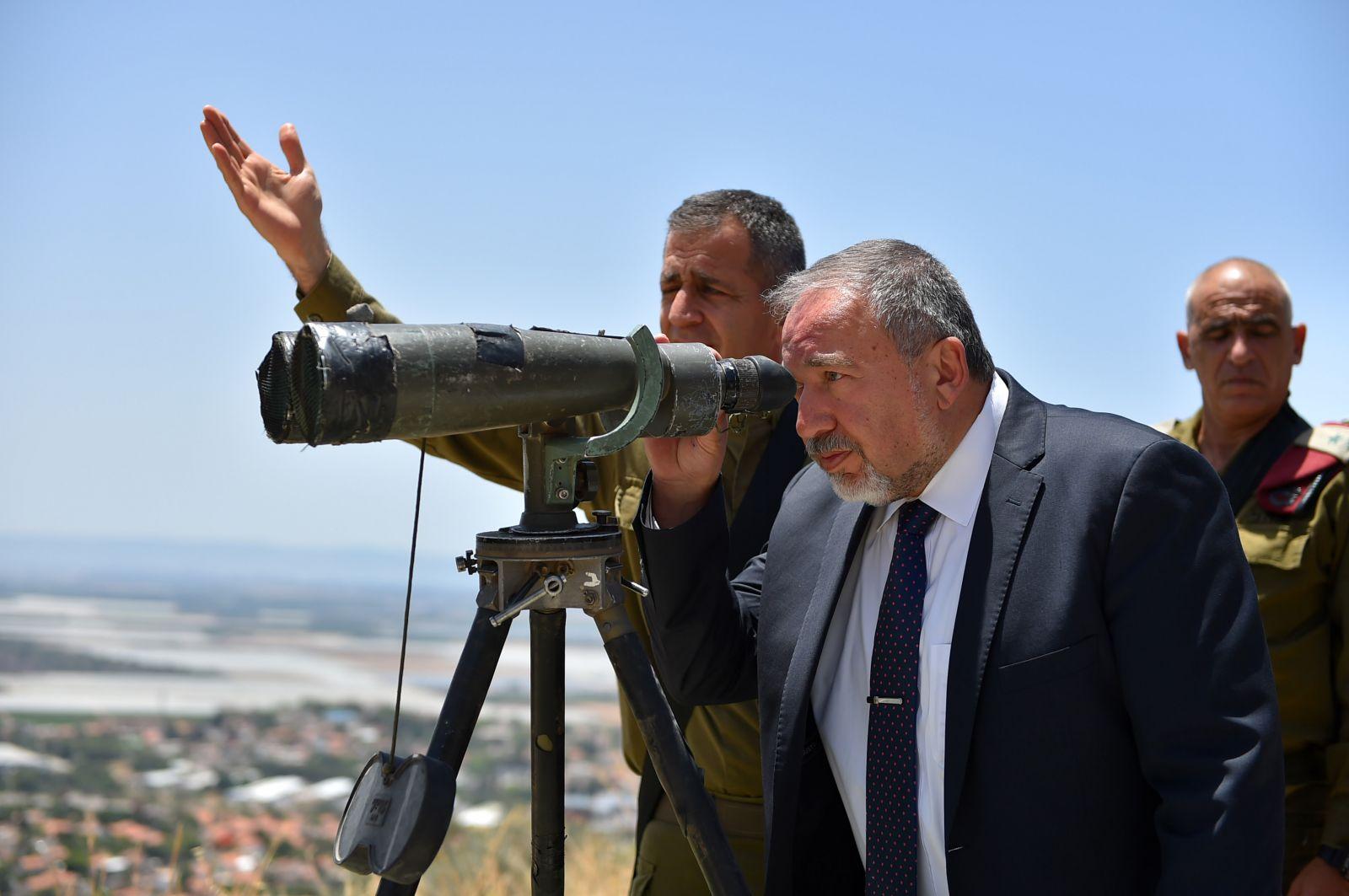 ليبرمان: الوضع ما زال متوترا في غلاف غزة ونستعد لرد الجهاد..والمصالحة الفلسطينية تسير باتجاه خاطئ