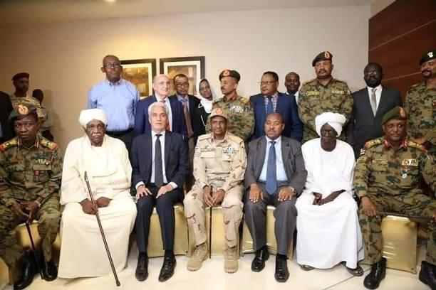 تأجيل المفاوضات حول الوثيقة الدستورية في السودان