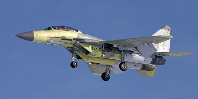 """50 مقاتلة من طراز """"ميغ - 29"""" إلى مصر"""