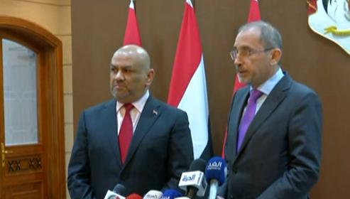 الصفدي: نؤكد على ضرورة تطبيق مخرجات اتفاق السويد بشأن اليمن