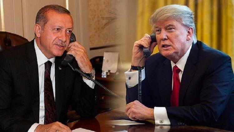 """صحيفة تركية- ترامب لـ""""أردوغان"""": """"إيفانكا معجبة بك وتدعمك دعما كبيرا وهي تحبك"""""""