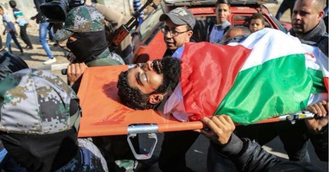 """الهيئة المستقلة: بانتظار نتائج تشريح جثمان الشهيد """"أبو ثريا"""" لإثبات إدانة الاحتلال"""