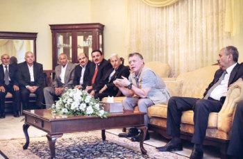 الملك: حماية مصالح الأردن تتصدر أولوياتنا