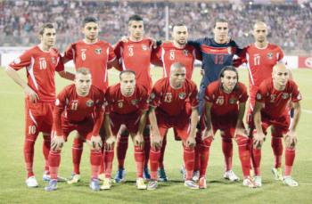 26 لاعباً في تشكيلة النشامى لملاقاة سوريا آسيوياً