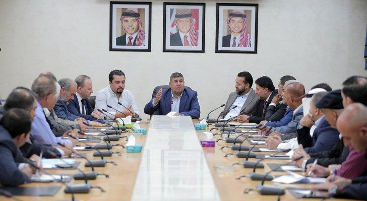 رؤساء لجان المخيمات يؤكدون أهمية الحفاظ على الثوابت الوطنية