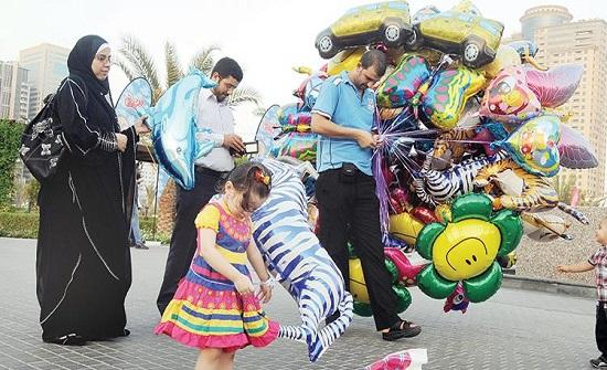 مليون مغترب أردني يشاركون فرحة العيد في دول الاغتراب