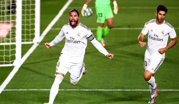 ريال مدريد ينجو من مفاجآت خيتافي