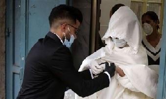 الزواج في موسم الكورونا