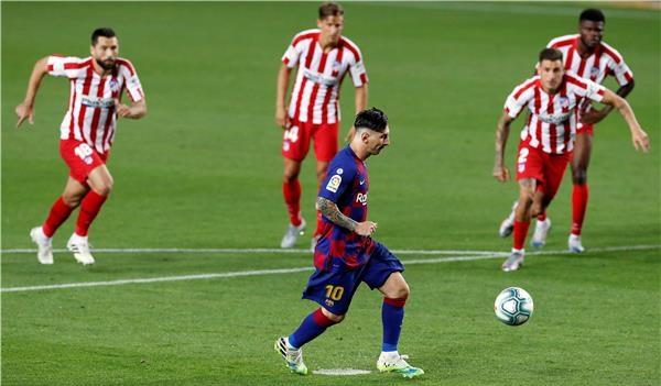 نبأ سار لبرشلونة قبل مواجهة أتلتيكو مدريد