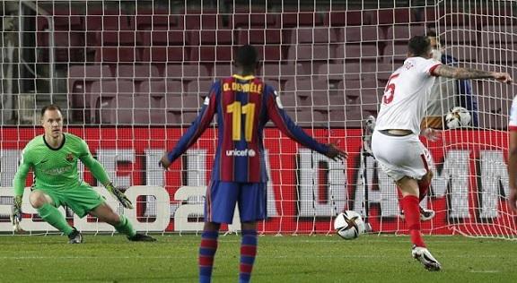 برشلونة يصنع الريمونتادا ويبلغ نهائي كأس الملك