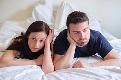 العلاقة الحميمة وتأثير القلق على الرغبة