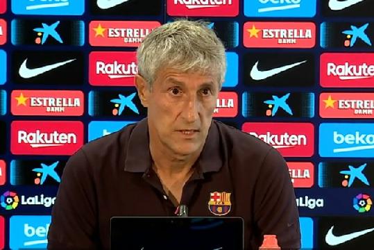مدرب برشلونة: مدريد لن يفوز بكل مبارياته