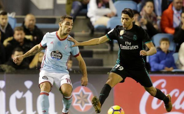 ريال مدريد يتعثر أمام سيلتا فيجو ويمهد طريق الليجا لبرشلونة