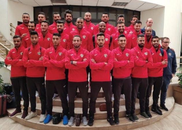 منتخب النشامى يبدأ تدريباته في العين استعدادًا لـ «كأس آسيا»