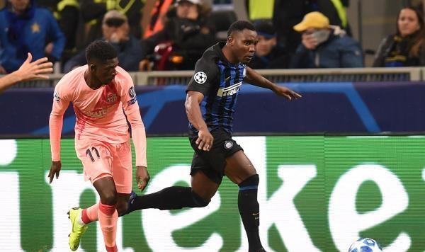 إيكاردي يقتنص تعادلا ثمينا لإنتر ميلان أمام برشلونة