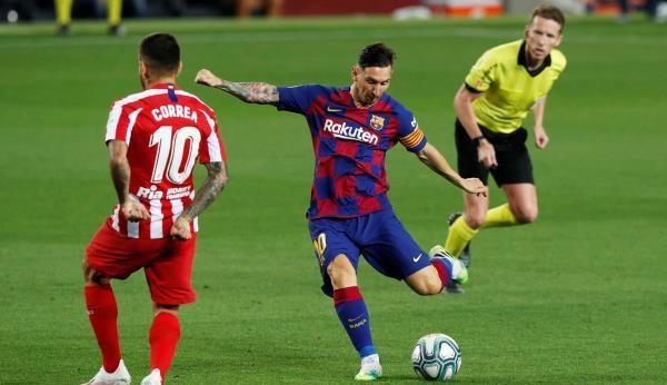 برشلونة يواصل النزيف بتعادل أمام أتلتيكو مدريد