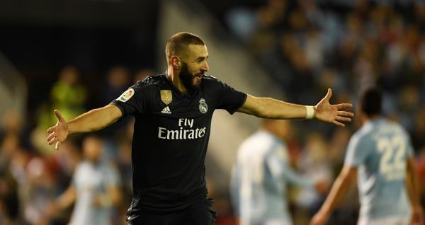 ريال مدريد يستغل سقوط برشلونة برباعية في سيلتا فيجو