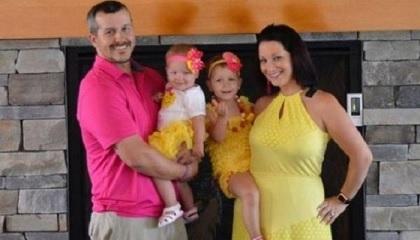 أمريكي يعترف بقتل زوجته الحامل وطفلتيه